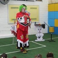 Respeitável público: O circo chegou no Recanto!