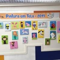 Exposição de Telas - 2019